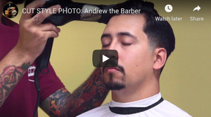 CUT STYLE PHOTO: Andrew the Barber