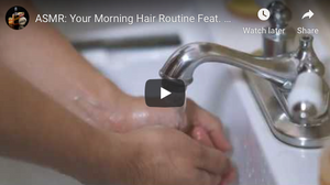 ASMR: Your Morning Hair Routine Feat. Bona Fide's Superior Hold