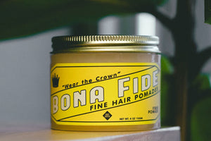 Product Spotlight: Fiber Pomade