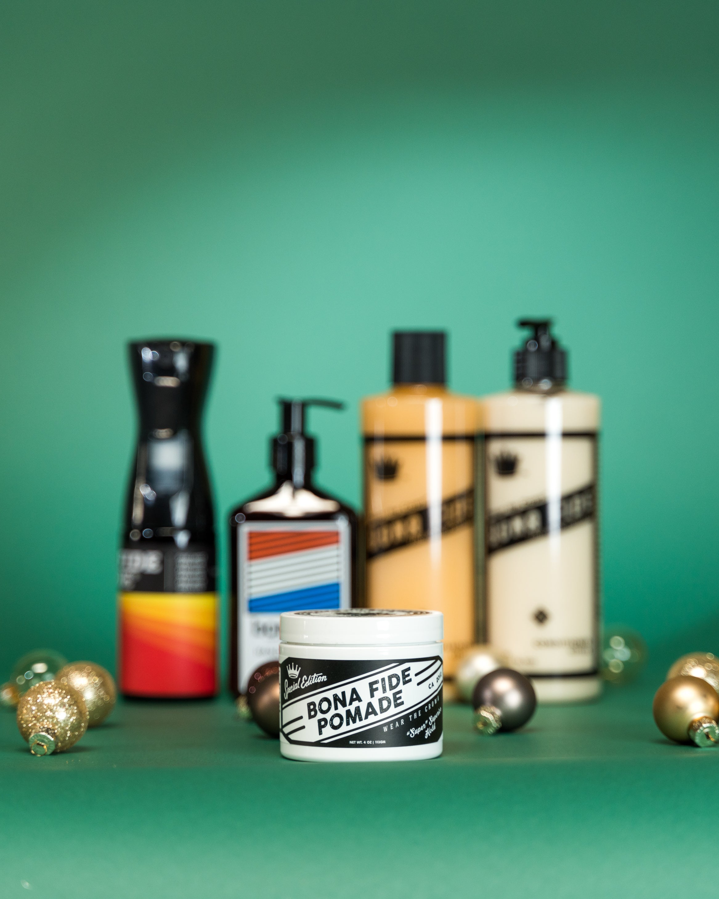 Essential Grooming Kit + Product