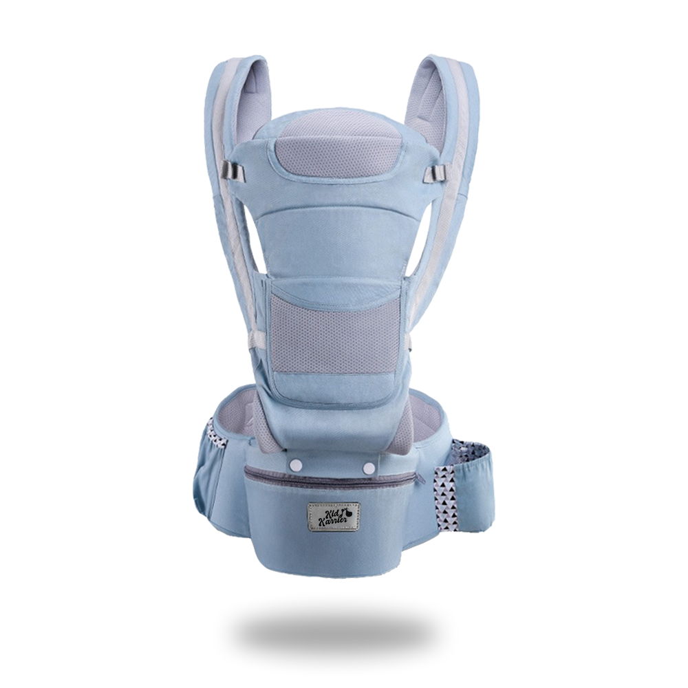 Kid Karrier™ Deluxe - Ergonomic Baby Carrier (0-48 Months)