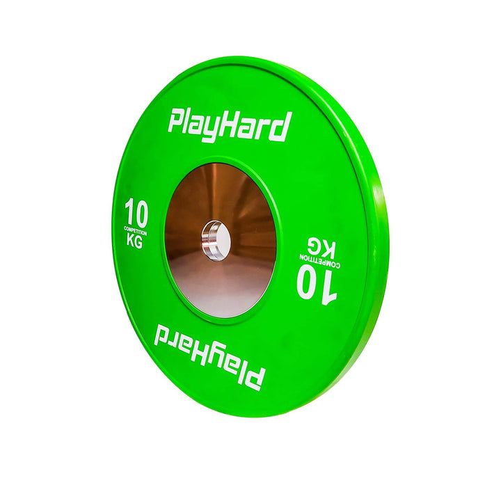 KG - PlayHard Competition Plates - PlayHard Fitness