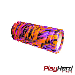 Foam Rollers - Marble Colors - PlayHard Fitness