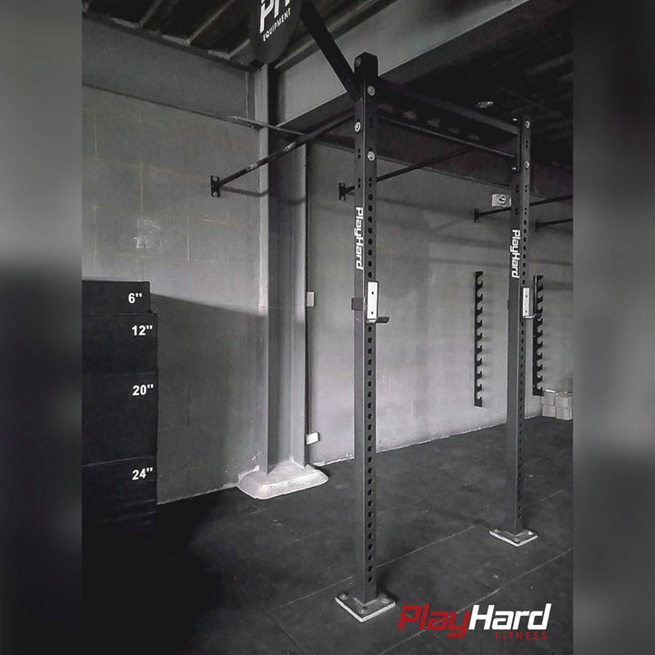 Wall Mounted Rig - PlayHard Fitness