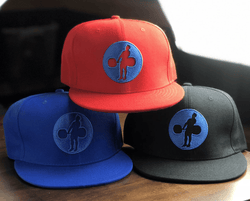 hookgrip Snapback Hat - PlayHard Fitness
