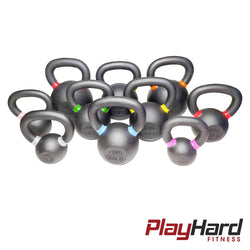 Iron Cast Kettlebell - PlayHard Fitness