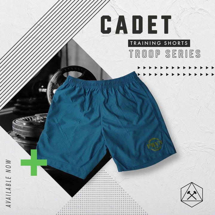 Proven Athletic Men's Shorts - Cadet - PlayHard Fitness