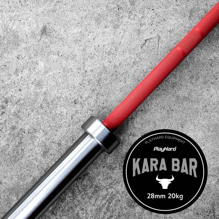 Cerakote - Men's Kara Bar Olympic Barbell - PlayHard Fitness