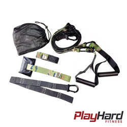 Suspension Training Kit - PlayHard Fitness