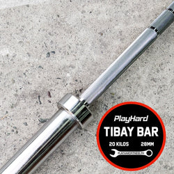 Men's Olympic Barbell - Tibay Series - PlayHard Fitness