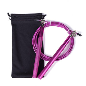 Adjustable skipping rope