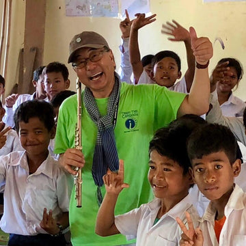 DONATIONS | CAMBODIAN EDUCATION FUND
