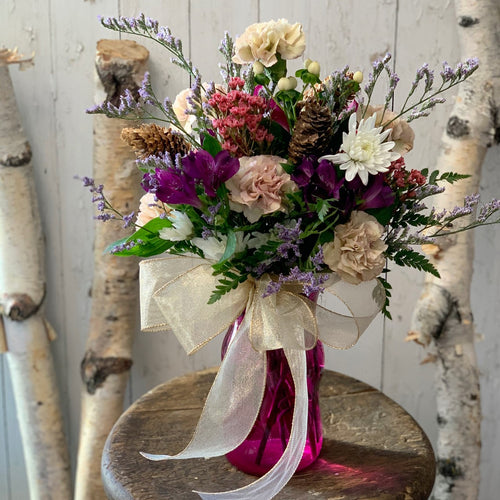 Mixed Flowers - [product_type