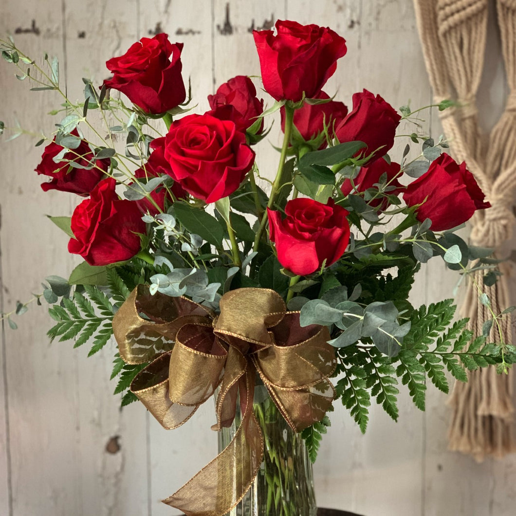 Dozen Red Roses - [product_type