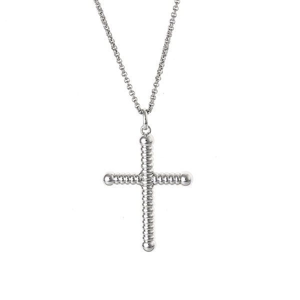 Cudworth Sterling Silver Cross Pendant