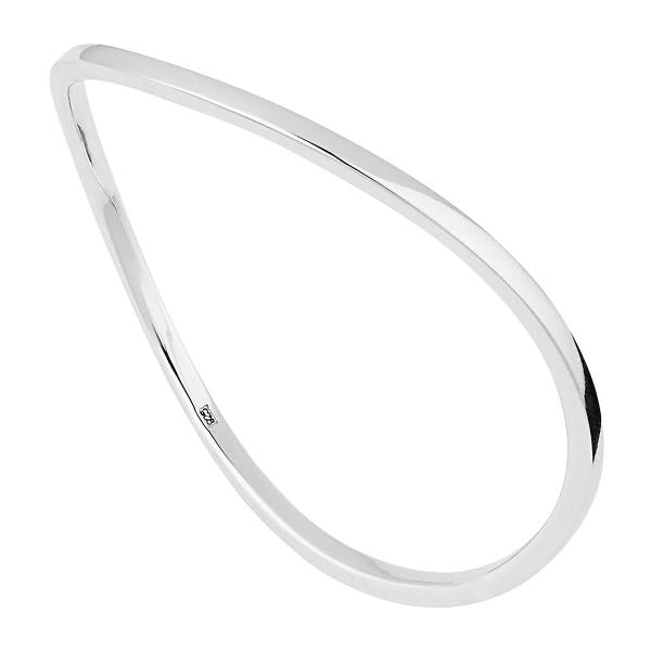 Najo Undulate Bangle