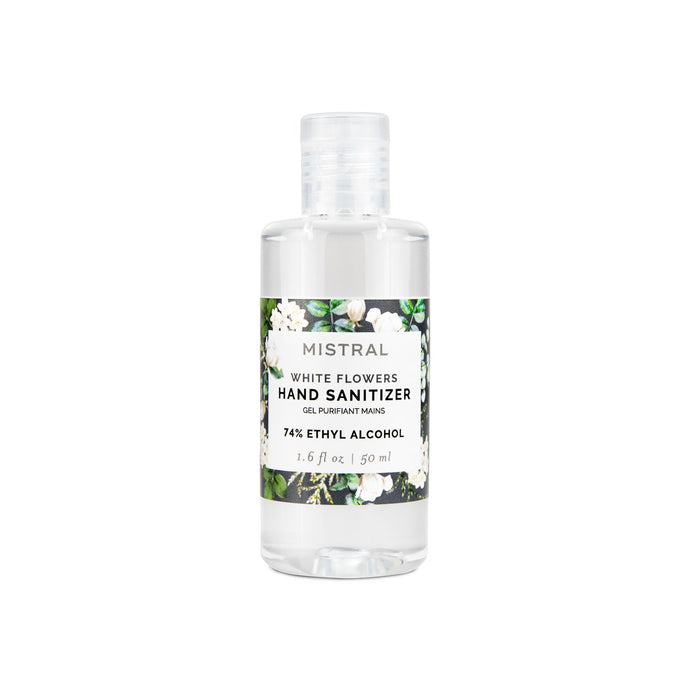 Mistral White Flowers Hand Sanitizer