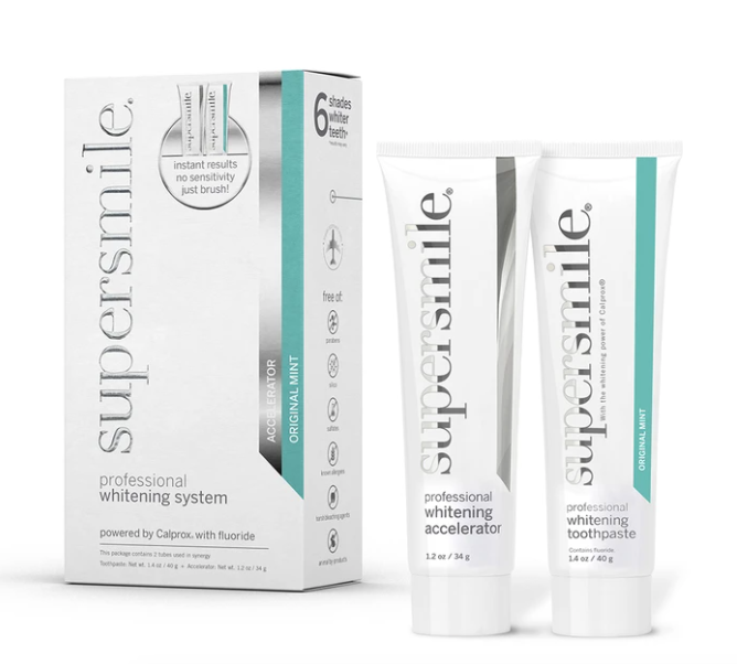 Supersmile Whitening Products