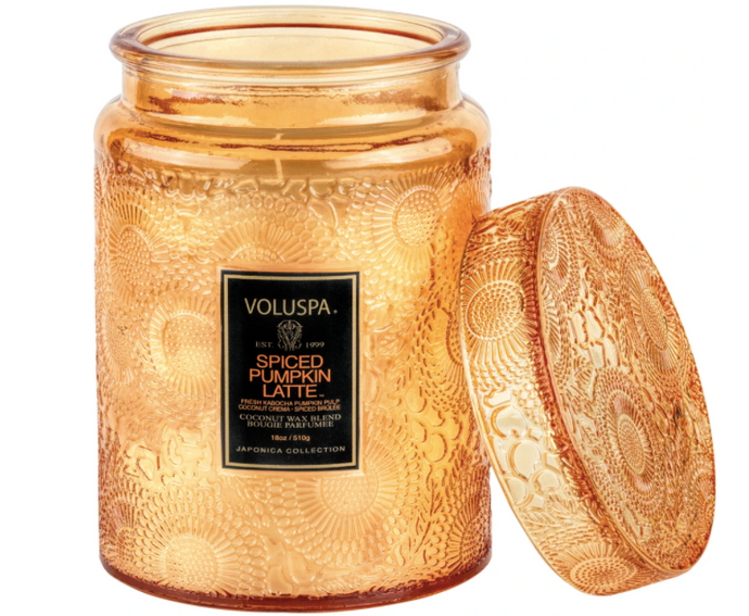 Voluspa: Spiced Pumpkin