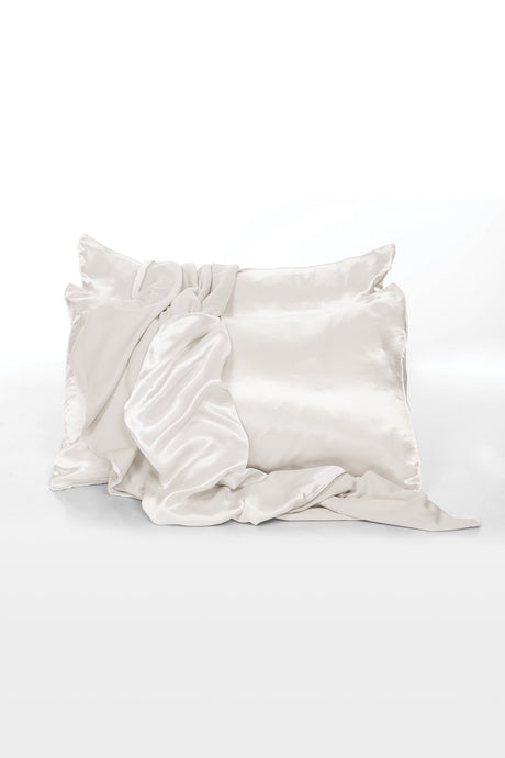 Satin Pillow Cases - Set of 2