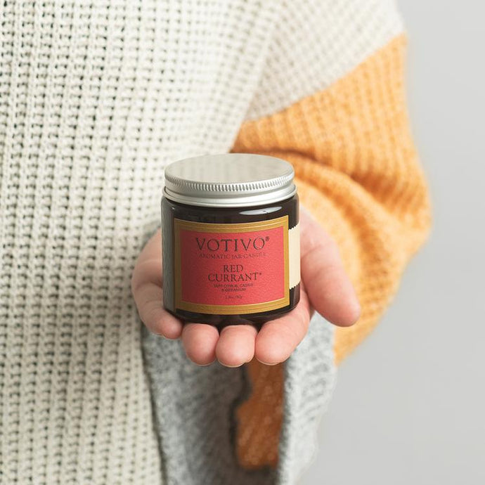 Votivo Aromatic Jar Candle