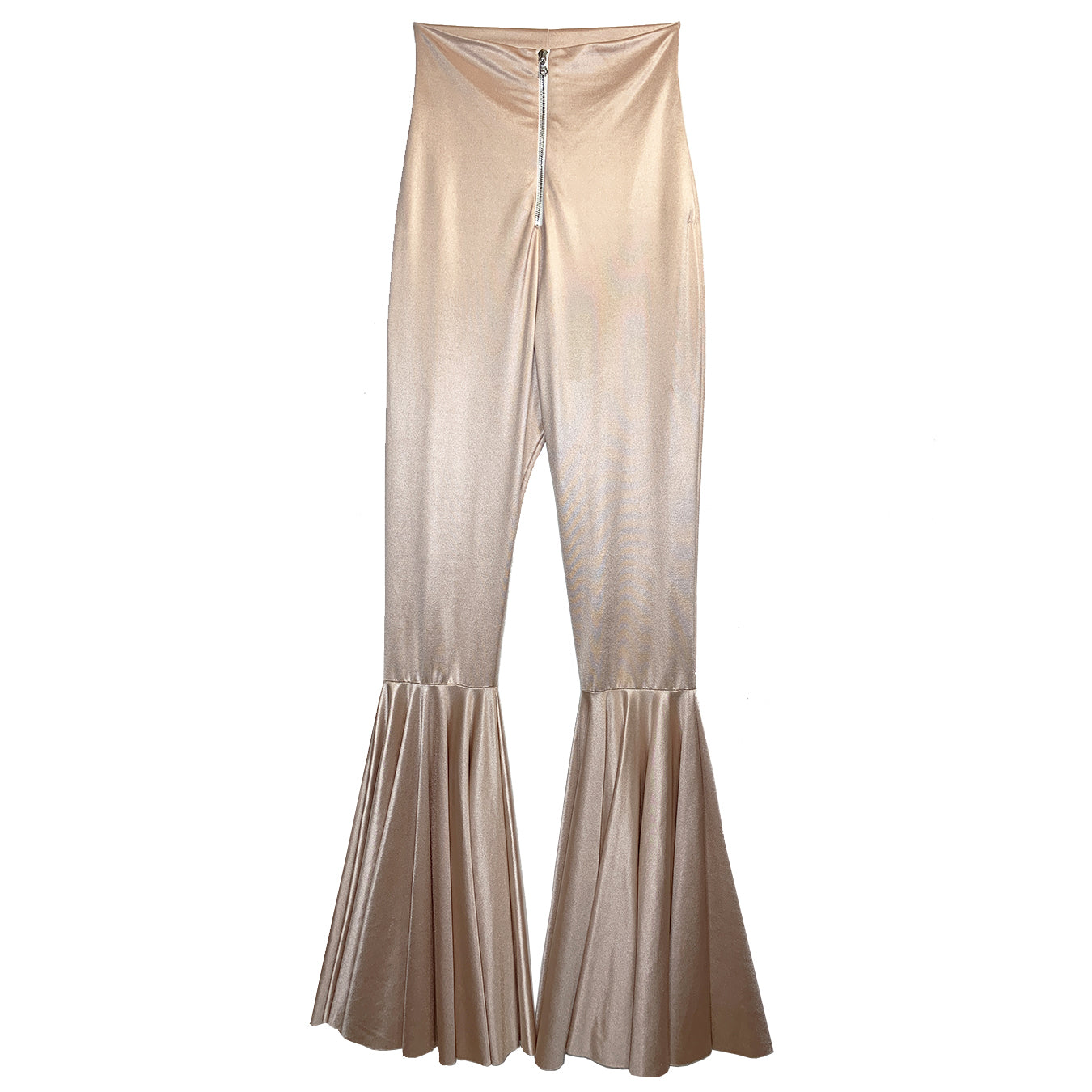 SNATCHED HIGH-WAISTED FLARES