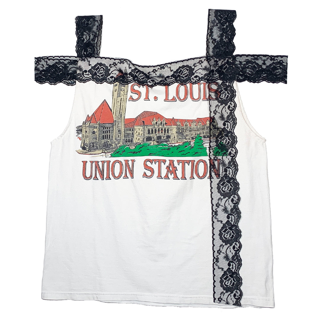 ST.LOUIS COWL-NECK TANK