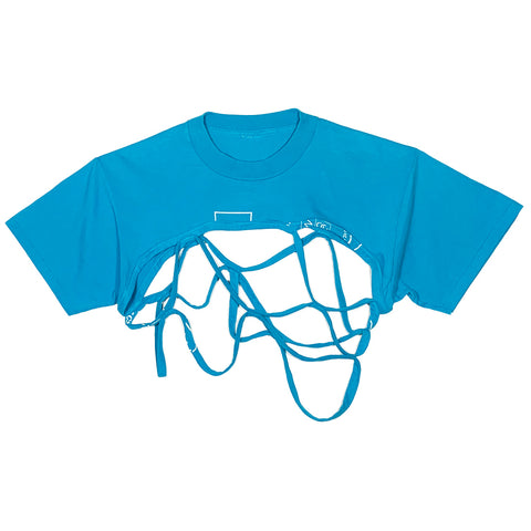 CUT-OUT WAVE TEE