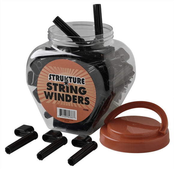 Strukture String Winder (50 pcs. Per Fishbowl Display)