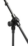 Deluxe Mic Boom Stand With Cam Clutch