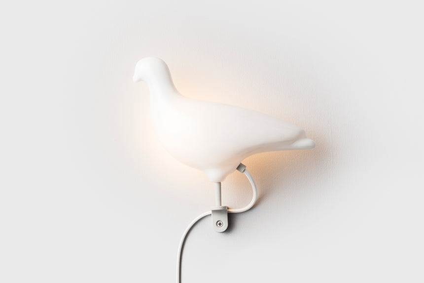 Pigeon Light - White
