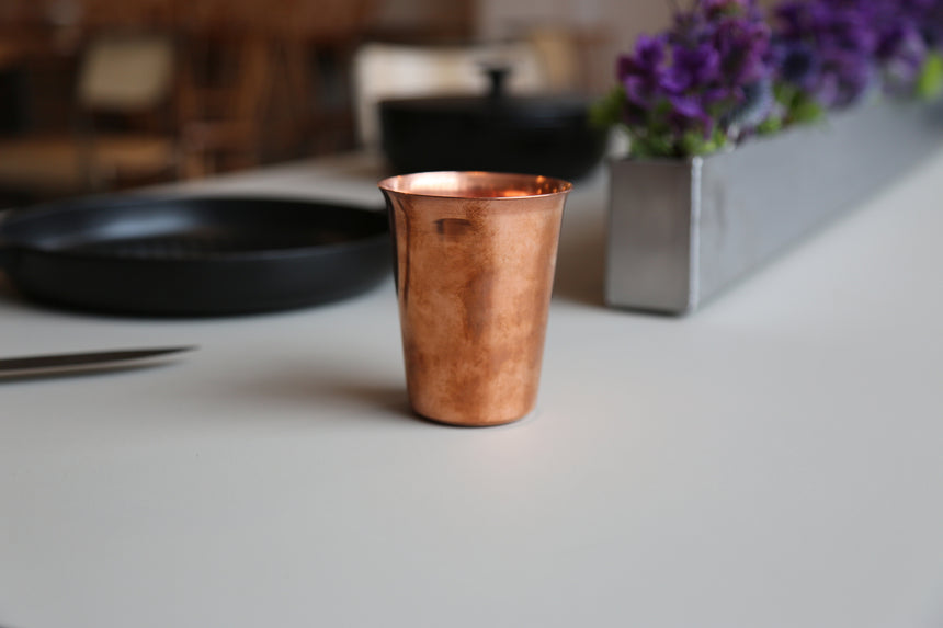 Copper Vessel - Tall