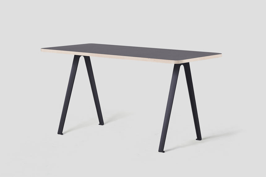 A-Frame Home Desk - Linoleum