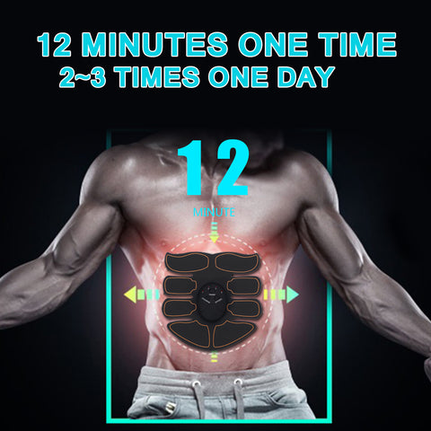 abs trainer 12 mins a day