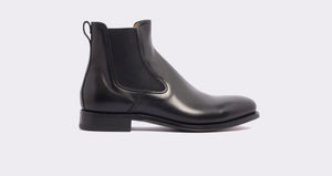 chelsea boot leather goodyear