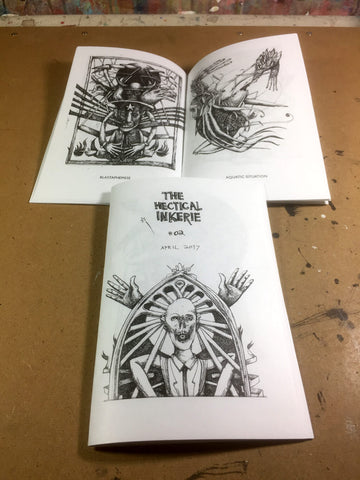The Hectical Inkerie Zine Issue #2