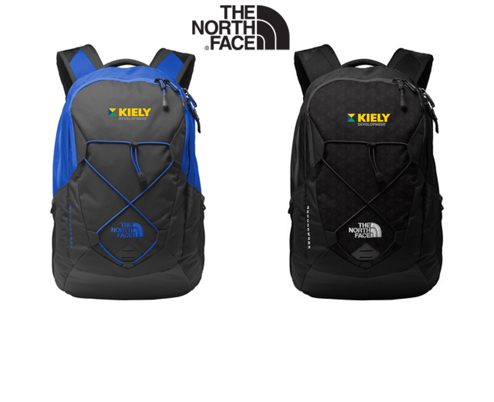 *The North Face ® Groundwork Backpack - KIELY DEVELOPMENT