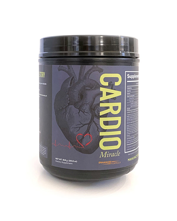 CARDIO MIRACLE 60-Serve Canister (Subscribe & Save)