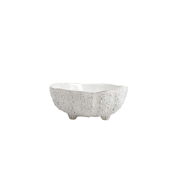 Acquatico White Sea Urchin Small Bowl