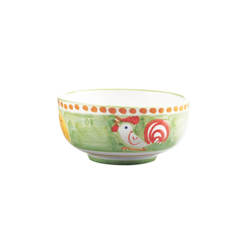 Vietri Campagna Gallina Cereal/Soup Bowl