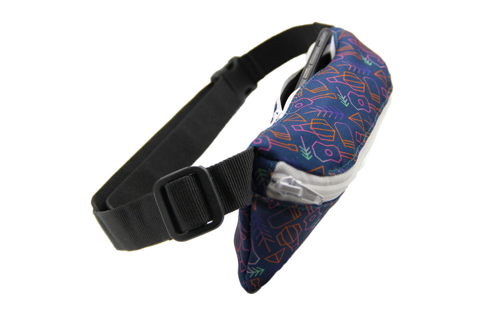 Firefly Music Festival custom Jaunt fanny pack phone pocket.