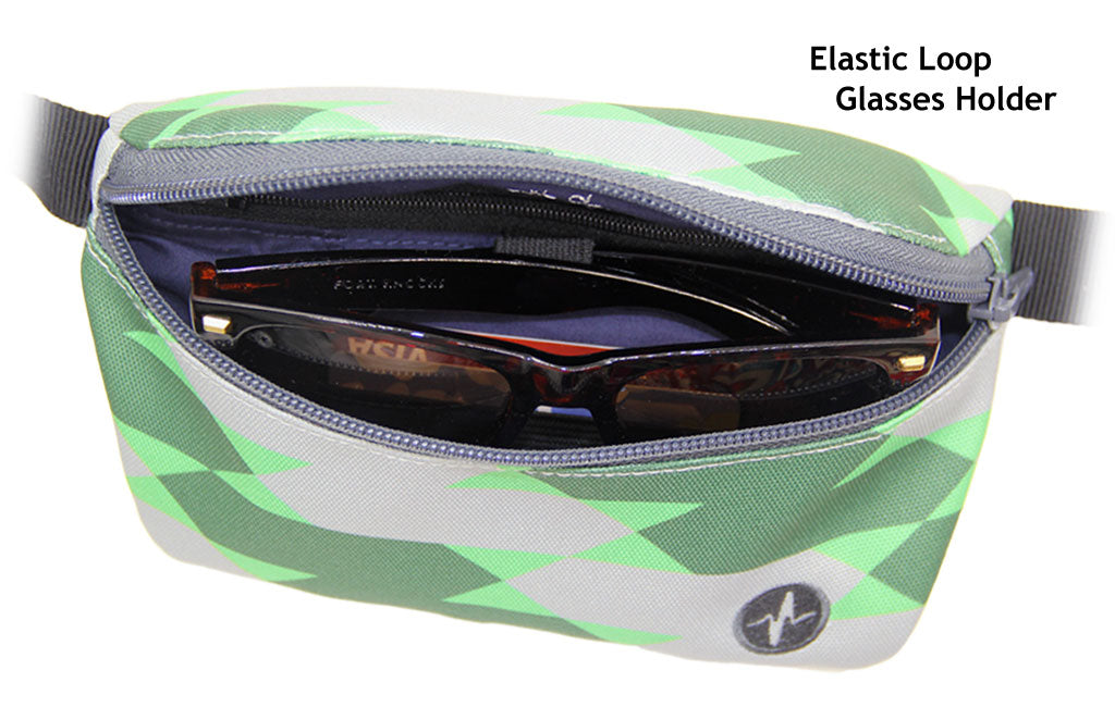 Jaunt Fanny Pack -- Interior Sunglasses Holder