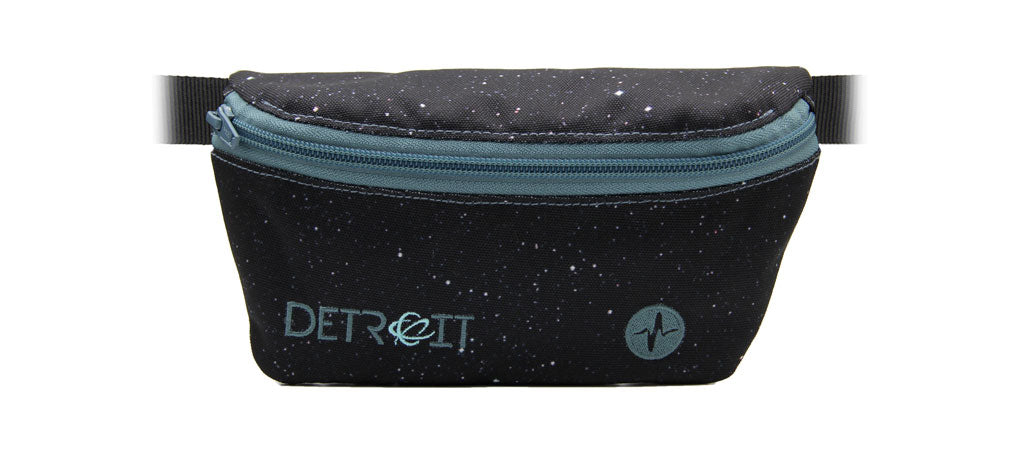 Movement Detroit Collab Jaunt Fanny Pack