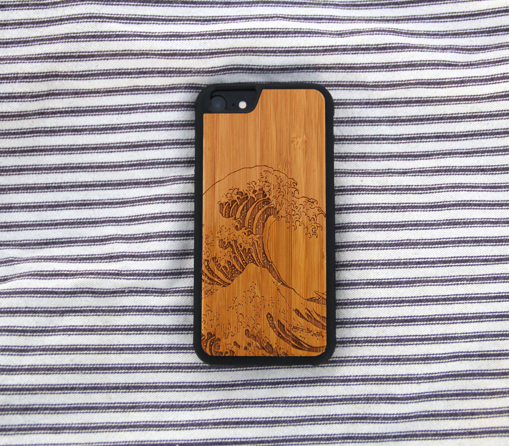 Wave iPhone Case