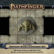 Pathfinder RPG: Flip-Tiles- Dungeon Mazes: Expansion | CNSGames