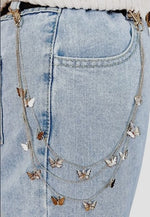 Butterfly Belt Chain