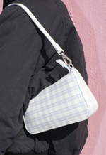Gingham Shoulder Bag