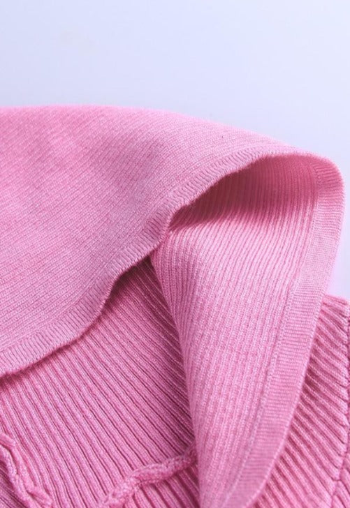 Pink Zipper Jacket