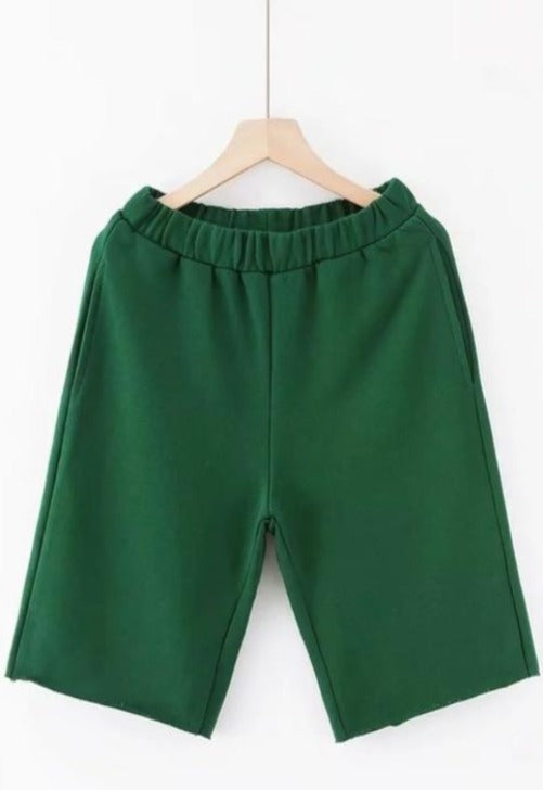 Cut-off Sweatpants