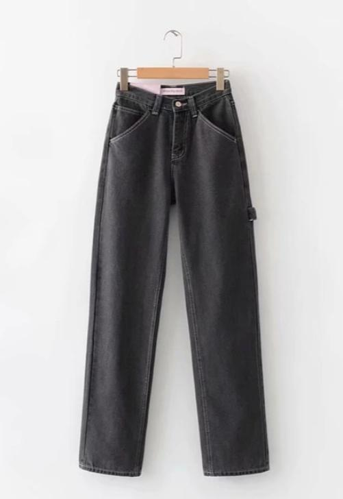 Black Carpenter Jeans
